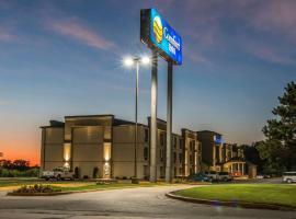 Comfort Inn Metro Airport Romulus, hotel near Detroit Metro Airport - DTW,