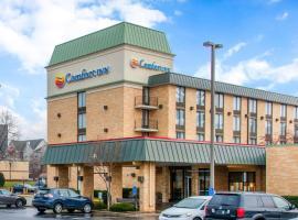 Viesnīca Comfort Inn MSP Airport - Mall of America pilsētā Blūmingtona