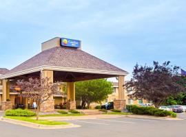 Comfort Inn West, hotel in Duluth