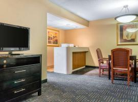 Quality Inn & Suites Mall of America - MSP Airport, boutique hotel in Bloomington