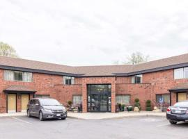Quality Inn & Suites Mayo Clinic Area, hotel in Rochester