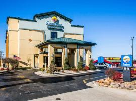 Comfort Inn & Suites Springfield I-44, hotel in Springfield