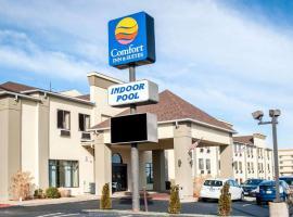 Comfort Inn & Suites Hazelwood - St Louis Hazelwood, hotel near Lambert - St. Louis International Airport - STL, Hazelwood