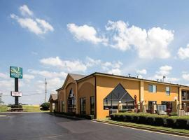 Quality Inn Southaven - Memphis South, hotel near Memphis International Airport - MEM, Southaven