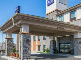 Sleep Inn & Suites Miles City, Hotel in Miles City
