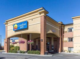 Comfort Inn Butte City Center I-15 / I-90, hôtel à Butte