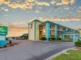Quality Inn Carolina Oceanfront, hotel in Kill Devil Hills