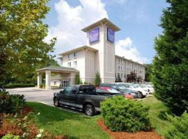 Sleep Inn Raleigh Durham Airport, hotel near Raleigh-Durham International Airport - RDU, Durham