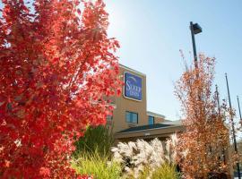 Sleep Inn Asheville-Biltmore West, hotel in Asheville