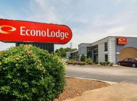Econo Lodge Research Triangle Park, hotel in Durham