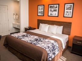 Sleep Inn & Suites at Concord Mills, hotel in Concord