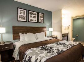 Sleep Inn Airport Greensboro, hotel in Greensboro