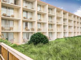 Comfort Inn on the Ocean, three-star hotel in Kill Devil Hills
