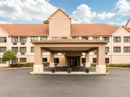 Comfort Suites Wilmington near Downtown, hotel in Wilmington