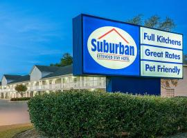 Suburban Extended Stay of Wilmington, hotel in Wilmington