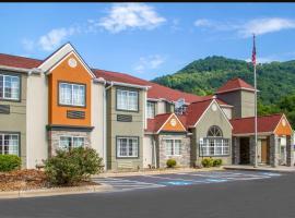 Quality Inn & Suites Maggie Valley, hotel near Harrah's Casino, Maggie Valley