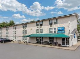 Rodeway Inn, motel in Asheville