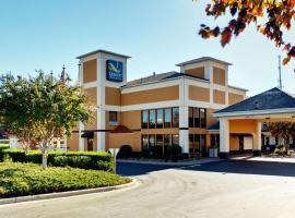 Quality Inn & Suites Matthews, hotel in Matthews