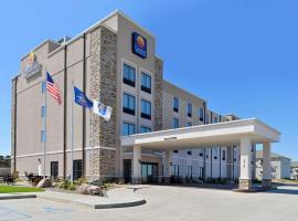 Comfort Inn & Suites Mandan - Bismarck, hotel v destinaci Mandan