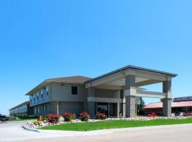 Econo Lodge Inn & Suites Kearney, hotel in Kearney