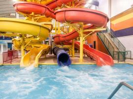 Sleep Inn & Suites Conference Center and Water Park, Hotel in Minot