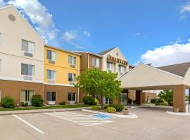 Quality Inn Kearney, hotel in Kearney