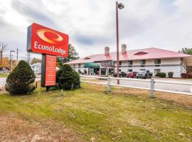 Econo Lodge Plymouth, hotel in Plymouth