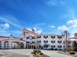 South Mountain Resort, Hotel in Lincoln