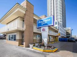 Rodeway Inn Boardwalk, מלון באטלנטיק סיטי