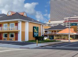 Quality Inn Flamingo, מלון באטלנטיק סיטי