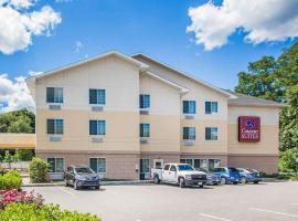 Comfort Suites Mahwah - Paramus, hotel near Ramapo College, Mahwah
