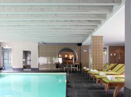 Hotel De Pits, hôtel à Heusden-Zolder