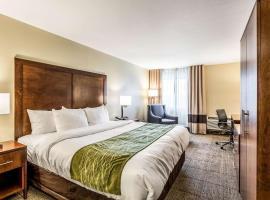 Comfort Inn & Suites Albuquerque Downtown, hotel in Albuquerque