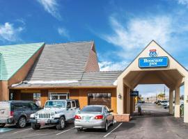 Rodeway Inn East Albuquerque, motel in Albuquerque