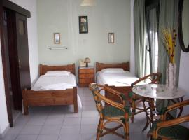 By Captains Studio, pet-friendly hotel in Ierápetra