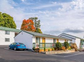 Rodeway Inn Lake George Outlets, hotel near Hudson Falls Historic District, Lake George