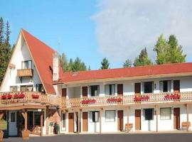 Rodeway Inn, accessible hotel in Lake Placid