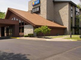 Comfort Inn Carrier Circle, hotel near Syracuse Hancock International Airport - SYR, East Syracuse