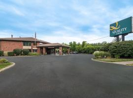Quality Inn Ithaca - University Area, hotel in Ithaca