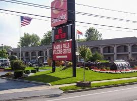 Econo Lodge at the Falls North, hotel with jacuzzis in Niagara Falls