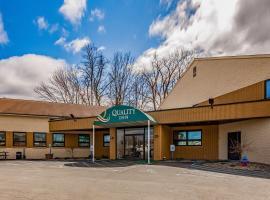 Quality Inn Schenectady - Albany, hotel near Crossgates Mall, Schenectady