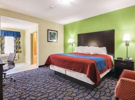 Rodeway Inn and Suites Ithaca, hotel in Ithaca