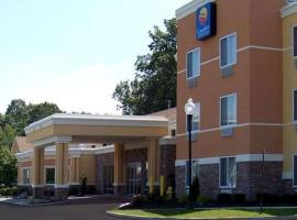 Comfort Inn & Suites Saratoga Springs, hotel near Wilton Mall, Saratoga Springs