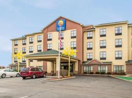 Comfort Inn & Suites Kent - University Area, hotel in Kent