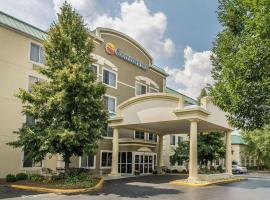 Comfort Inn North/Polaris, hotel in Columbus