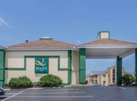 Quality Inn Port Clinton, hotel in Port Clinton