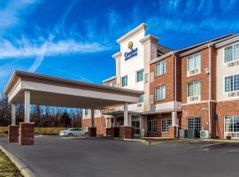 Comfort Inn & Suites Dayton North, hotel in Dayton