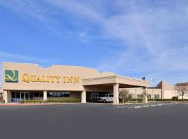 Quality Inn Oklahoma City Airport, hotel near Will Rogers World Airport - OKC,