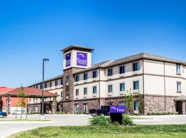 Sleep Inn & Suites Blackwell I-35 – hotel w mieście Blackwell