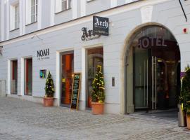 Altstadthotel Arch - Neues Haus, Hotel in Regensburg